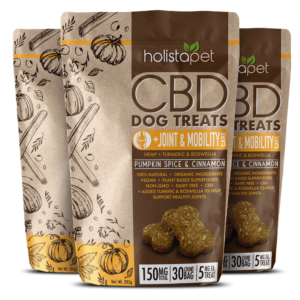 CBD dog treats joint mobility 150mg bundle