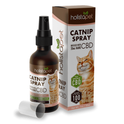 catnip spray cbd