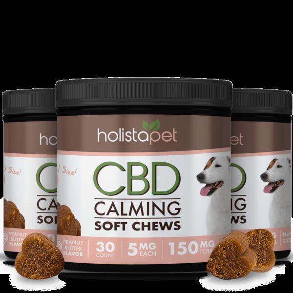 3 Soft chews CBD 150 Bundle image